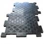 Резиновая плитка для промышленного пола и тротуара Резиплит Вулканизированное резиновое покрытие Москва