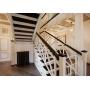 Компания АКБ Дизайн предлагает деревянные лестницы   Москва