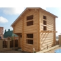 Деревянные дома, бани, сауны  деревянное домостроение Новороссийск