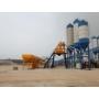 Бетонный завод HZS60 Автоматическая линия от производителя ООО Хэнлон  Китай