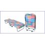 Раскладная кровать с холконовым матрасом Ярославский завод кемпинговой мебели КТР1П Ярославль