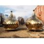 Изготовление куполов и крестов для церквей, храмов Кубань Радикал Купол Краснодар