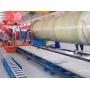 Оборудование для намотки стеклопластиковых резервуара и ёмкости   Китай