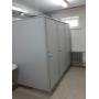 Туалетные кабины ALUTECH Сантехнические перегородки Челябинск