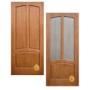 """Межкомнатная филенчатая дверь из массива сосны """"Кардинал&am   Йошкар-Ола"""