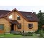 Готовый дом из бруса от компании НовГрод NovGrod  Беларусь