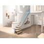 лестница с поворотом на 90 градусов ООО Славянский Двор Мечта Барнаул