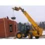Телескопический погрузчик. Аренда  JCB 540-140 Москва