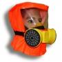 Универсальный фильтрующий самоспасатель НПК Пожхимзащита «Шанс-Е» Усиленный Санкт-Петербург