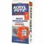 Акрил-Путц (Acryl-putz) шпатлевка.Производство Польша и Беларусь   Беларусь