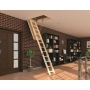 Чердачная лестница Fakro LWS Smart 60х120х280 мм Белгород