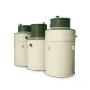 Септик для канализации без электричества - дачник   Саранск