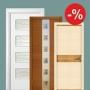 Акция на межкомнатные двери! Скидки до -25% Викинг финишпленка, пленка пвх, шпон Санкт-Петербург
