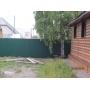 Забор из профлиста   Барнаул