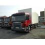 Фургон Scania P340LB6x2HNA Владивосток