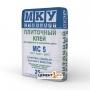 Клей плиточный МС5, МС+ оптом МКУ стандарт  Москва