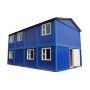 Модульное здание  8х4.8х2.5 Пермь