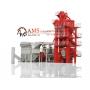 Асфальтовый завод «AMS»   Иран