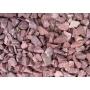 Щебень гранитный красный (розовый) и серый в мешках фасованный.   Беларусь