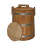 Кадка дубовая 20 литров   Тюмень