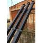 Столбы металлические для заборов   Вологда