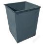 Металлический бак для отходов 0.75 м3   Волгоград