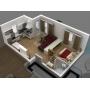 Апартаменты люкс класса 1+1,2+1,3+1,4+1. ЛЮКС АПАРТАМЕНТЫ Квартиры Турция