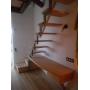 Лестница с ящиками для квартиры. 2015 год   Калуга