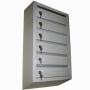 Почтовые ящики для подъезда  6-секционные Самара