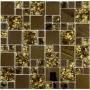 Мозаика из стекла, камня, металла и керамики.   Самара