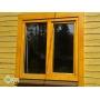 Дешевые деревянные окна со стеклопакетами Эконом   Москва