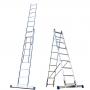 Лестницы двухсекционные   Иркутск
