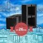Блок керамзитобетонный – квадратные пустоты  26 р./шт. Набережные Челны
