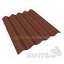 Ондулин SMART (0.95x1.95): цвета: красный, коричневый   Тольятти