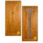 """Межкомнатная филенчатая дверь из массива сосны """"Лотос""""   Йошкар-Ола"""