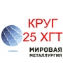 Круг стальной 25ХГТ купить   Саратов
