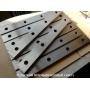 Ножи для дробилок, гильотинных ножниц. ( производс  Собственное производство Тула