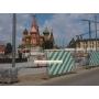 Строительные ограждения  Европейское 3450х2000мм Москва