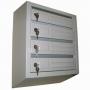Почтовые ящики для подъезда  4-секционные Самара