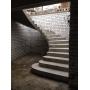 изготовление монолитных лестниц с последующей отделкой деревом.   Москва