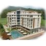 Квартира в современном комплексе с бассейном,сауной,фитнесоми. АПАРТАМЕНТЫ Люкс Апартаменты. Турция