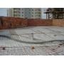Сетка для армирования бетонных слоев.   Омск