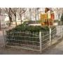 Ограда, оградка, калитка на могилу, кладбище BETAFENCE   Москва