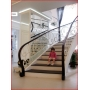 Лестницы и лестничные ступени искусственный акриловый камень   Тюмень
