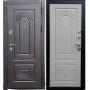 Дверь входная металлическая Дива Дива МД - 31 венге-белёный дуб Москва