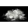 Фибра полипропиленовая мультифиламентная ЗАО СОТ длина 6, 12, 20 мм Кемерово