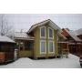 Продается выставочный дом из бруса 200х200   Москва