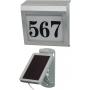 Солнечный светильник с подсветкой  номера дома SH 4000 S   Беларусь