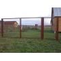 Ворота и калитки, бесплатная доставка   Курск