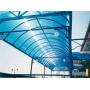Сотовый поликарбонат Ecovice 4мм*6000*2,1 Челябинск